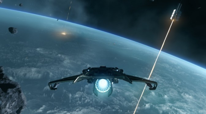 Beta de Star Citizen