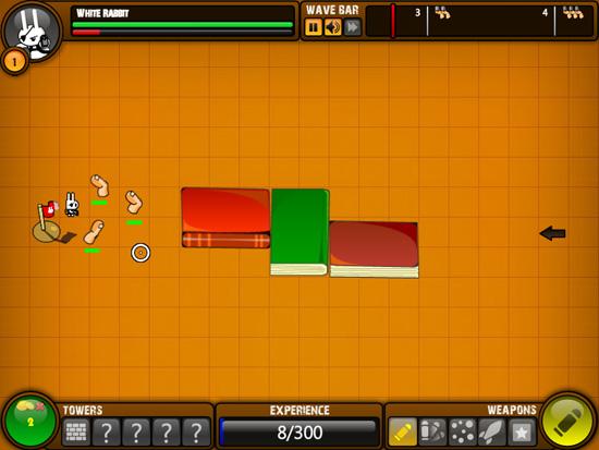 Мини флеш игра зайка-выручайка, играть онлайн и бесплатно