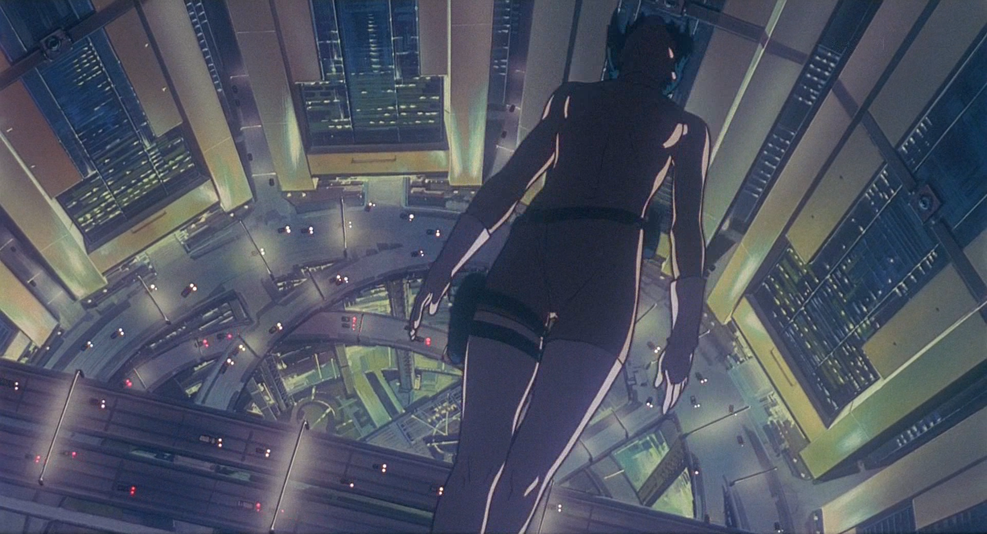 Crítica Ghost In The Shell