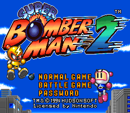 Super Bomberman 2001