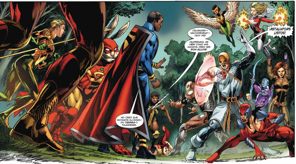 THE MULTIVERSITY Deluxe Edition (28)