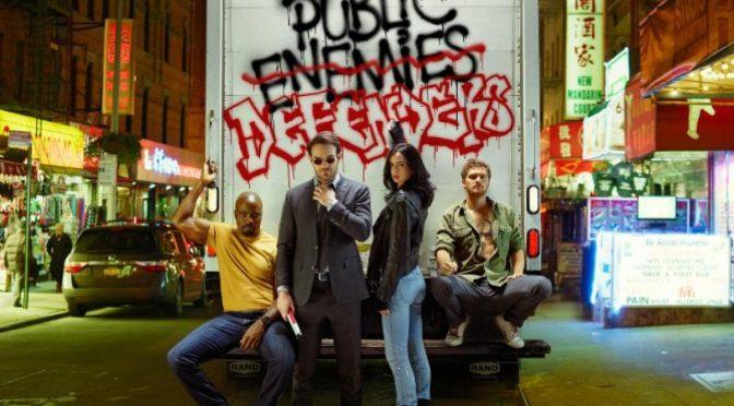 Las nuevas series: The Defenders